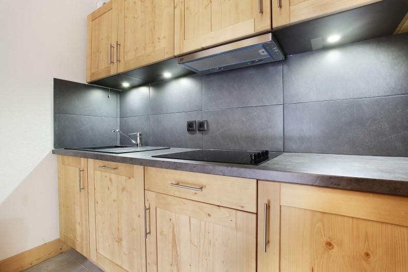 appartement Odalys Ferme de Châtel cuisine