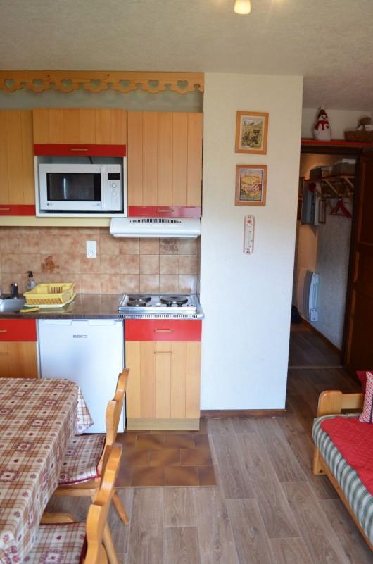 Appartement Perchoir 9, Pièce de vie Châtel