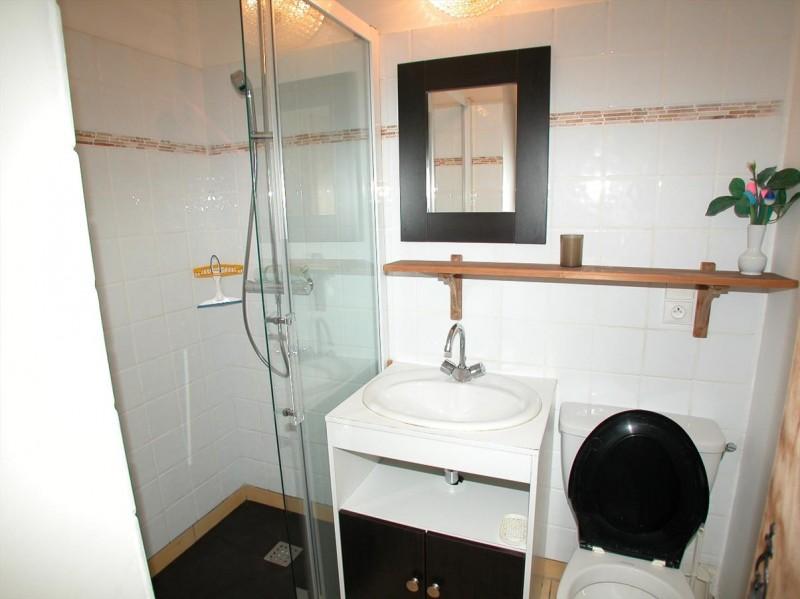 appartement rhododendrons salle de bains Châtel 74