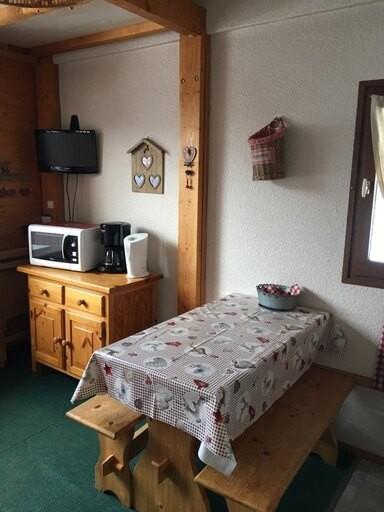 Appartement Toison Blanche 017A Châtel France