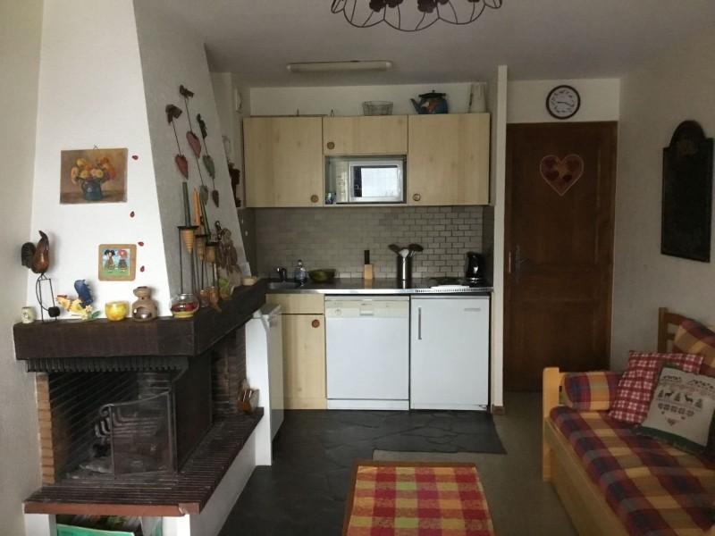 Appartement Yeti 4 65, Pièce de vie Châtel