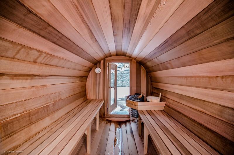 Chalet 12 personnes Chalet Whymper Châtel Sauna