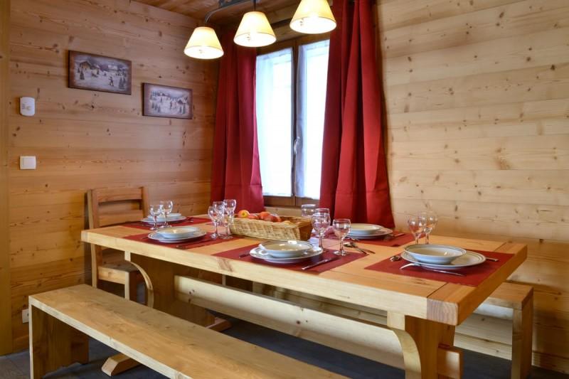 Chalet Alaska Cuisine Châtel Ski