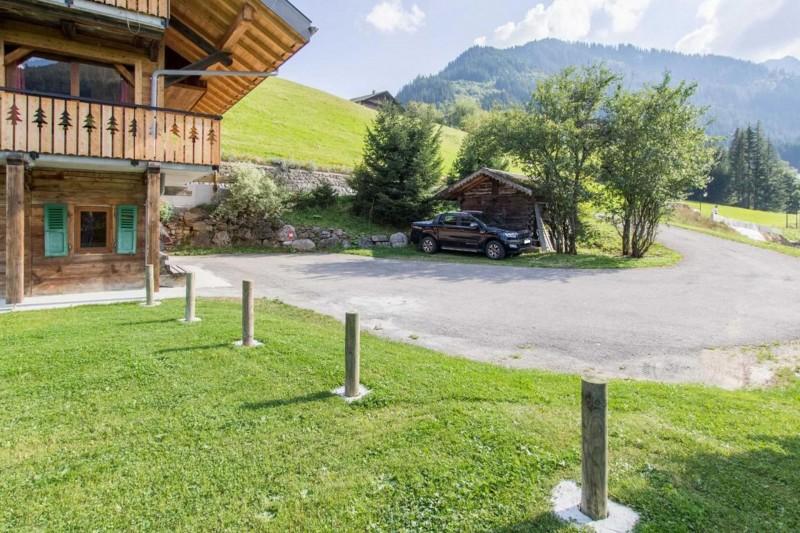 Chalet CREUX DU NANT accès Châtel 74390
