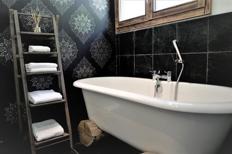 Chalet Isobel Salle de bain Châtel