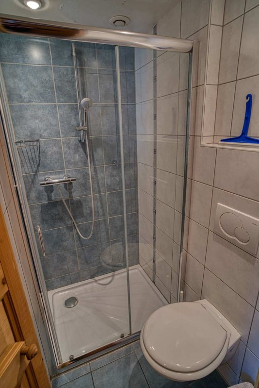 chalet la Savoyarde salle de bain  Châtel  évasion