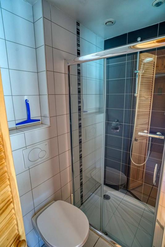 chalet la Savoyarde salle de bain Châtel hiver