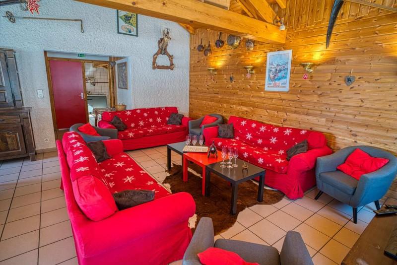 chalet la Savoyarde salon  Châtel  ski