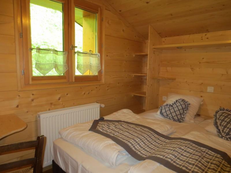 Chalet le Castor, Chambre 2 lits simples n°2, Châtel