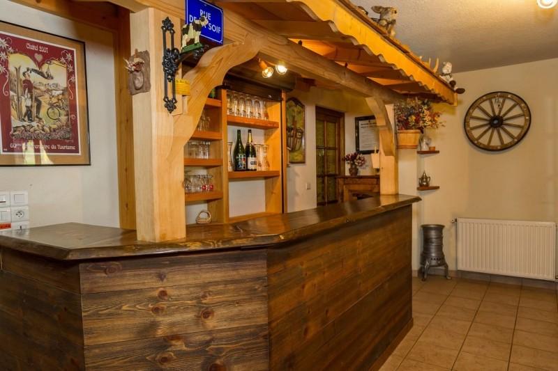 Chalet Le Petit Cornillon Bar Châtel 2