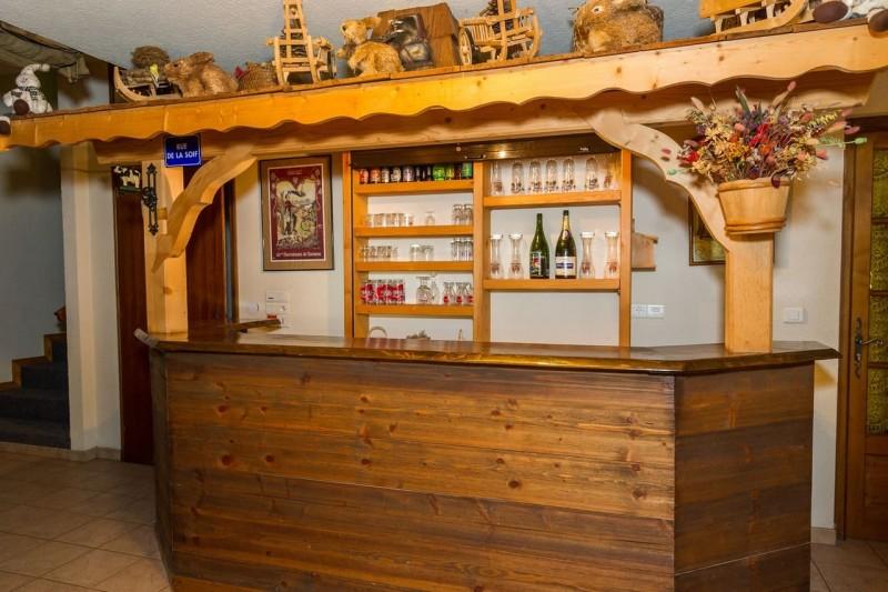 Chalet Le Petit Cornillon Bar Châtel