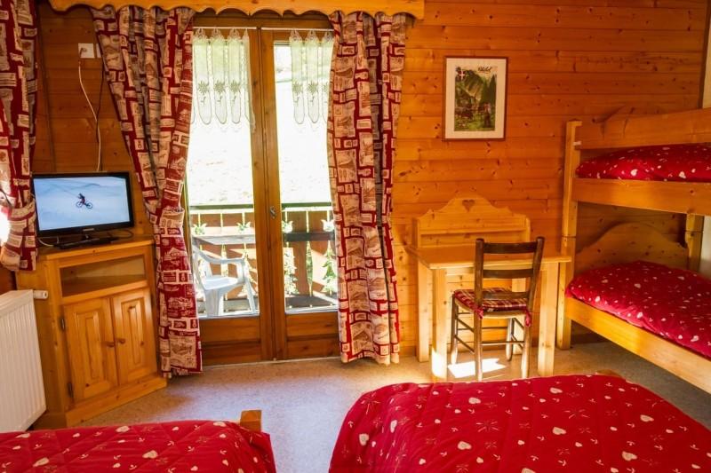 Chalet Le Petit Cornillon Chambre Châtel Station de Ski