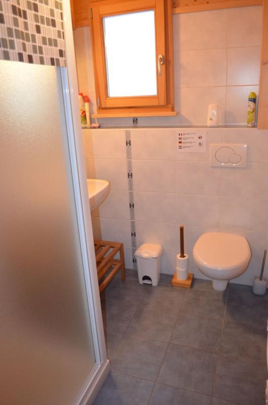 Chalet le ramoneur savoyard, Salle de douche/ WC, Châtel