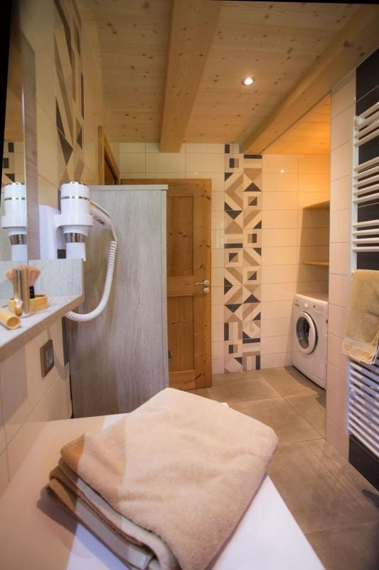 Chalet le Savoyard, Salle de douche n°1, Châtel Portes du Soleil