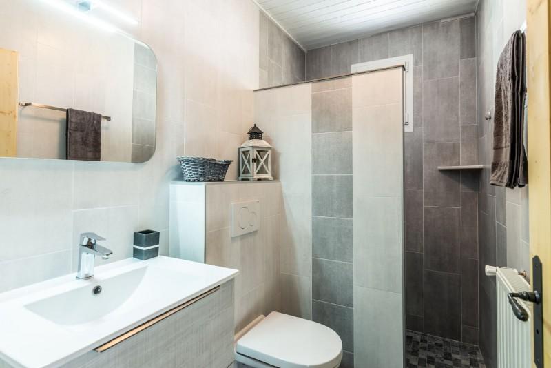Chalet le Val d'Or, Salle de douche, Châtel Portes du Soleil