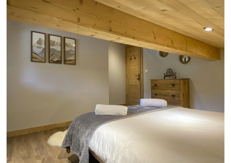 Chalet les 3 ours chambre n°2  avec 1 lit double Châtel Haute Savoie
