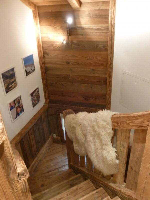 Chalet Les Tournesols Châtel Escalier