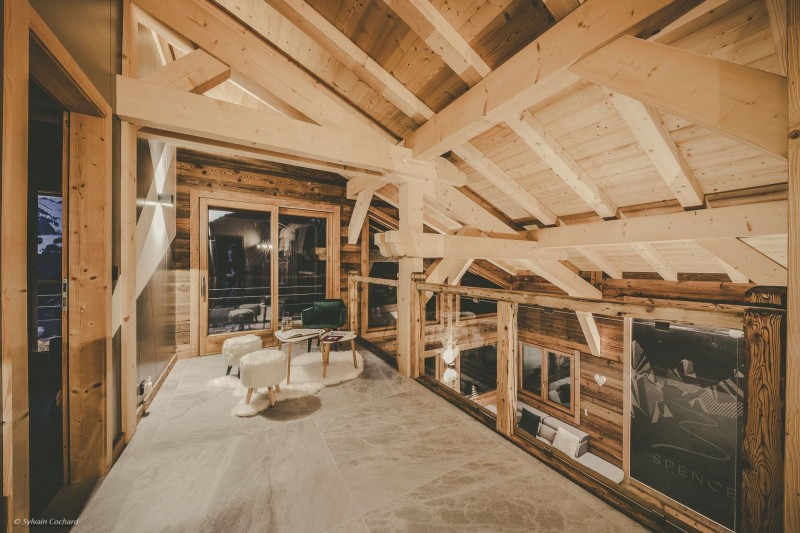 Chalet Spencer chalet luxe Chatel France