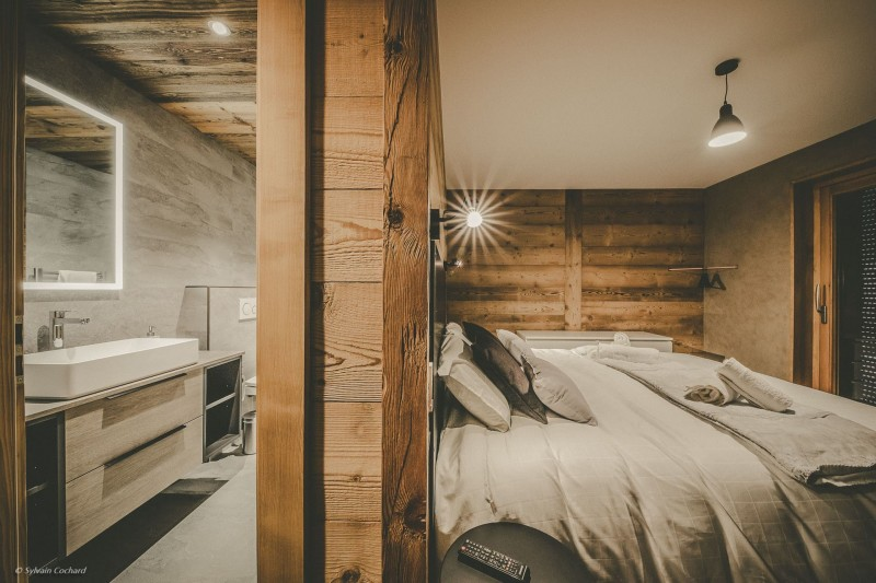 Chalets Bovard Chalet Spencer 14 couchages Chatel 74