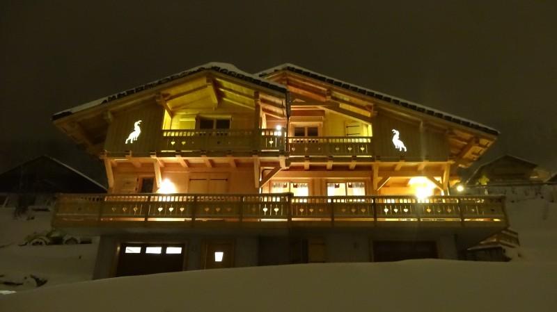 Chatel Etagne Châtel sous la neige