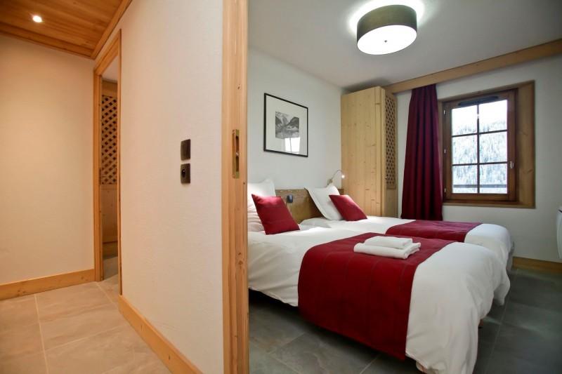 Résidence Fermes de Châtel, grand appartement 10 personnes Odalys