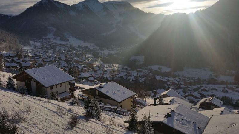 Résidence Alpage D Châtel hiver