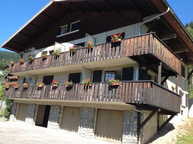 Résidence Caribou Châtel appartement 1