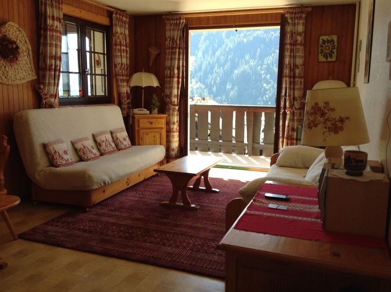 Résidence Caribou Châtel appartement 1 vacances