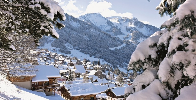 village chatel hiver ©JfVuarand